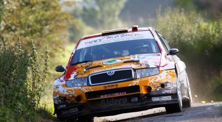 Allart East Belgian Rally 2015
