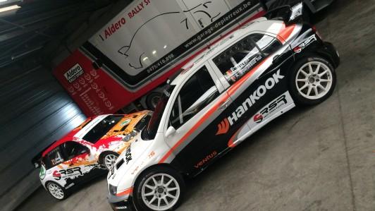 Préparation San Marino Rallylegend 2015